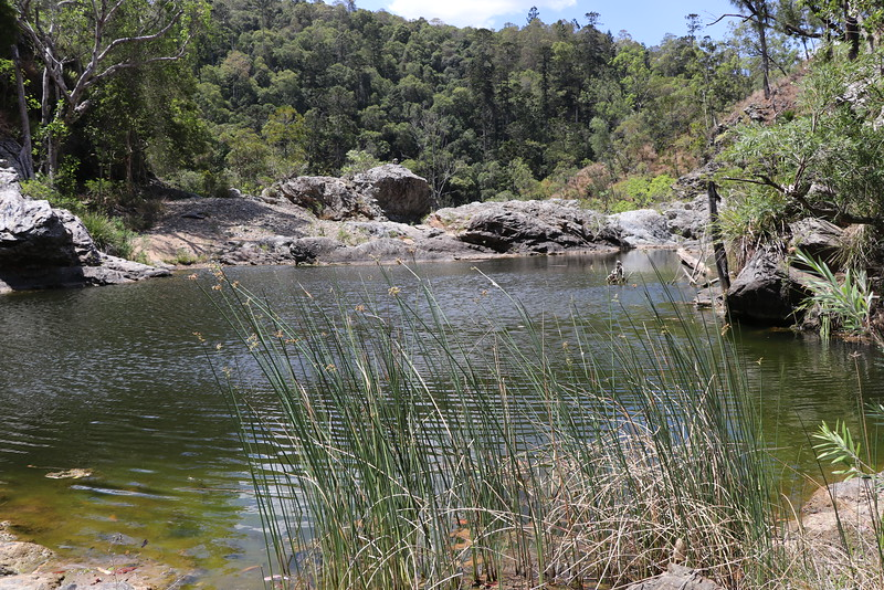 The Ballroom Pool, Kingaham Gorge