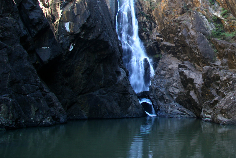 Top Pool: Yabba Falls