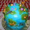 Animal Planet Cake (Anatomically Correct too)<br /> Won for Best Decorating