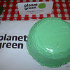 Planet Green Logo Cake