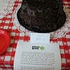Planet Green Cake ....bought at Costco and disqualified! haha. Purchased by one of the judges!