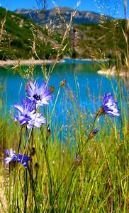 Lac de Chaudanne, France