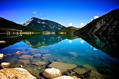 Lac de Castillon