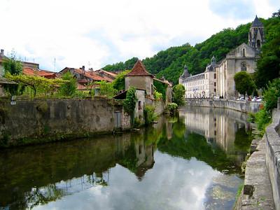 Brantome, France