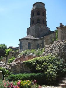 Abbaye de Lavadieu, France