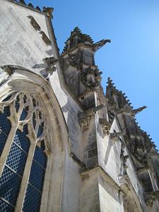 Saintes Cathedral, France