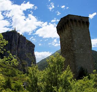 Castellane, France