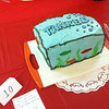 "Ian Knox's ""Tanked"" Cake"