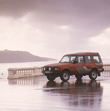 Discovery 250
