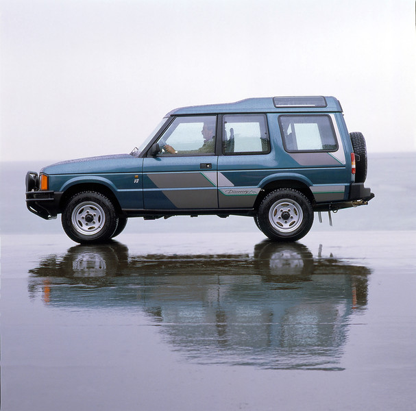 Discovery Series l 1989