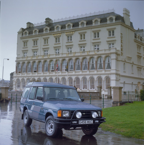 Discovery Series l 1989<br /> Discovery Launch Plymouth