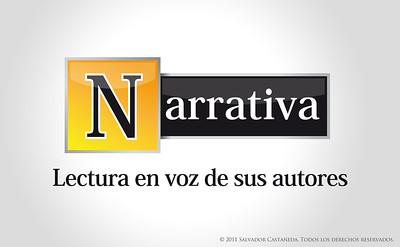 Logotipo para ciclo literario en la CDMX, México