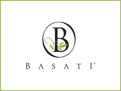 Logotipo para la marca de productos de belleza Basati