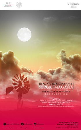 Invitación para actividad literaria / CDMX, México