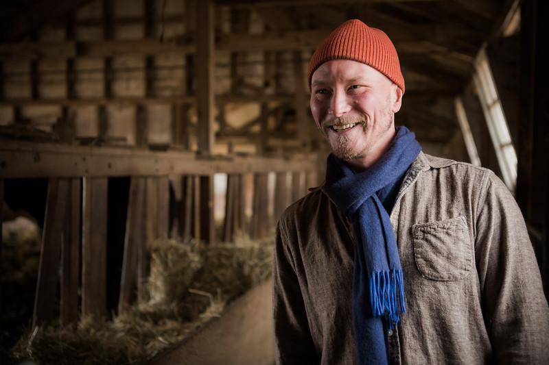 Ian Knauer - Tullamore Farms, Stockton, NJ