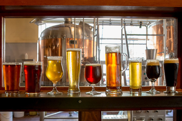 Iron Hill Brewery - Glass Article