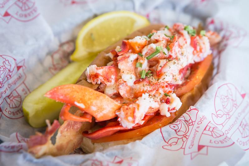 Quincy's Lobster Rolls