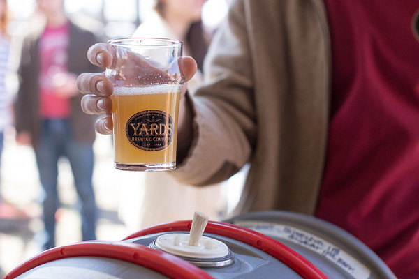 Yard's Real Ale Fest 2014