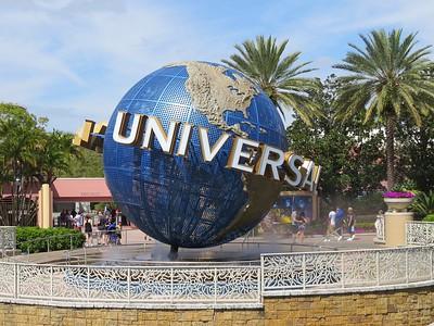 Universal Studios March 2016