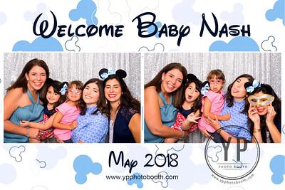Disney Baby shower 5/12/18