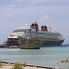Flying Dutchman and Disney Wonder