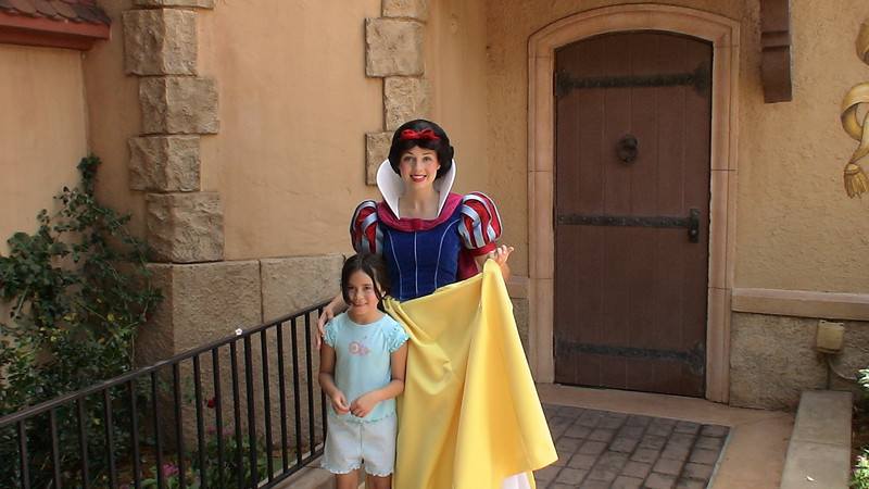 Heather and Snow White