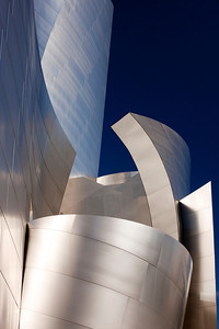 Disney Hall, Los Angeles, California.