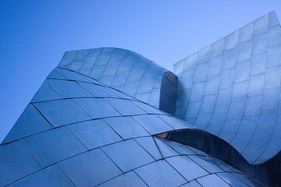 Disney Hall, Los Angeles, California
