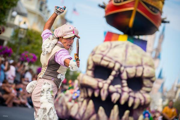 Disney - June 2015