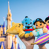 Disney Parks Wishables Mystery Plush – Magic Carpets of Aladdin Series –  Limited Release