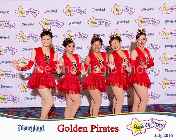 Golden Pirates