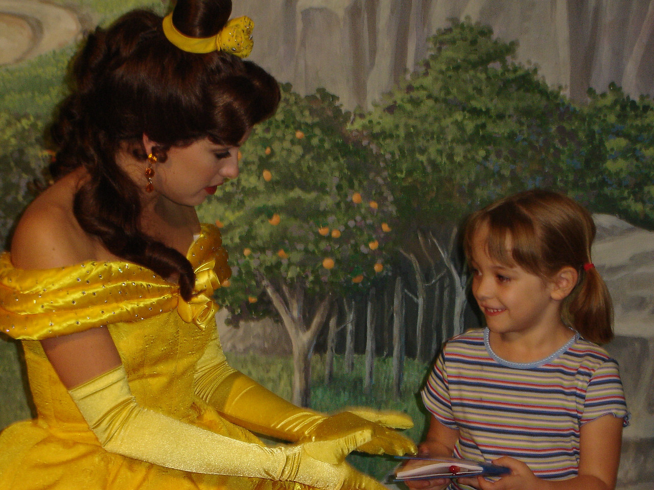 """Is it bad I have """"Evil Thoughts"""" about Belle...I think not."""