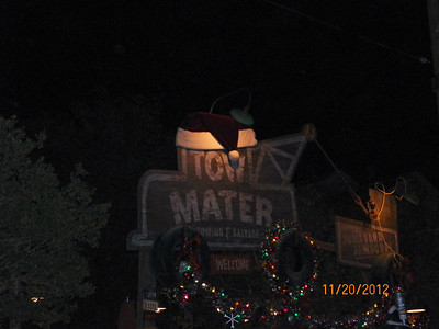 Disney November 2012