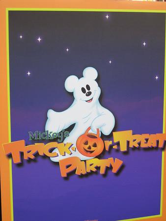 Disney October 2009