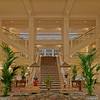 Disneyland Hotel Stairs