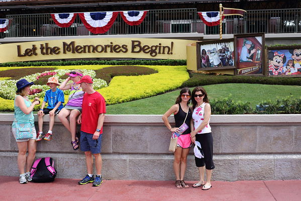 Disney World 2013