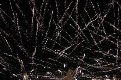 Epcot Fireworks 2012
