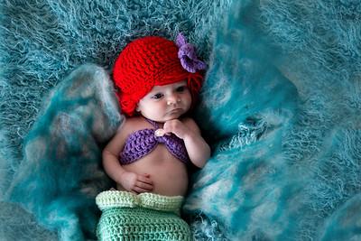 Disney Arial Newborn-2v