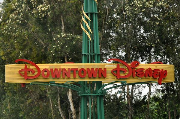 Disney Marketplace or Downtown Disney