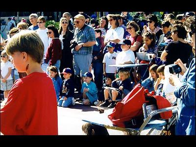 1996 Disney Family Trip - EPCOT - Future World