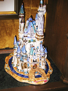 I loved this castle but it was very expensive!
