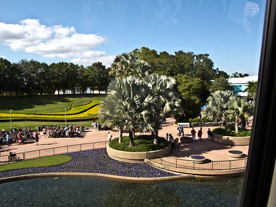 Future World from the monorail