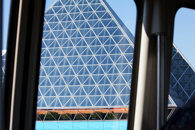 Journey Into the Imagination....up close from the monorail