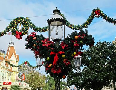 Mickey ears wreath