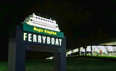 ferryboat sign