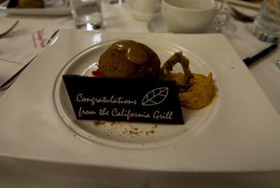 California Grill Dessert