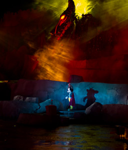 Disney Hollywood Studios - Fantasmic
