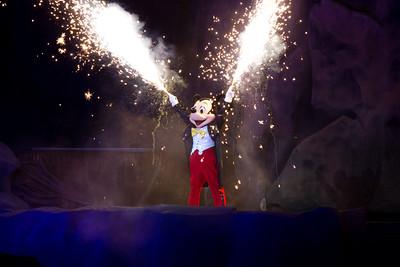 Disney Hollywood Studios - Fantasmic