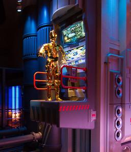 Disney Hollywood Studios - Star Tours