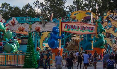Animal Kingdom Dinoland